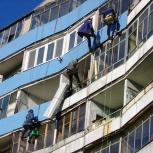 Ремонт и восстановление балконной плиты, Новосибирск