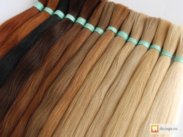 Русские волосы для наращивания купить