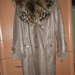 Продам женскую дублёнку, размер 44, Новосибирск