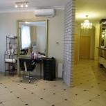 Кресло парикмахера в аренду в салоне красоты, Новосибирск