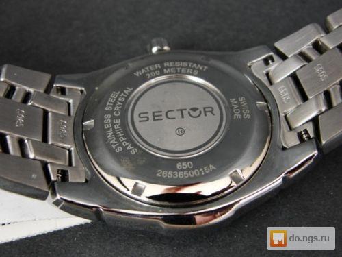 Часы Sector купить в Брянске, цена 7 500 руб, дата