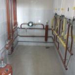 Профессиональный монтаж отопления, водоснабжения, канализации., Новосибирск