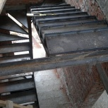 Металлические лестницы.Изготовление и установка металлических лестниц, Новосибирск