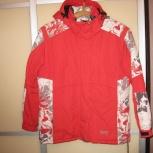 Продам горнолыжную куртку Karbon  на меховом подкладе, Новосибирск