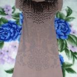 Трикотажное платье, Новосибирск