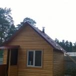 Дачный дом 4м х 4м, Новосибирск