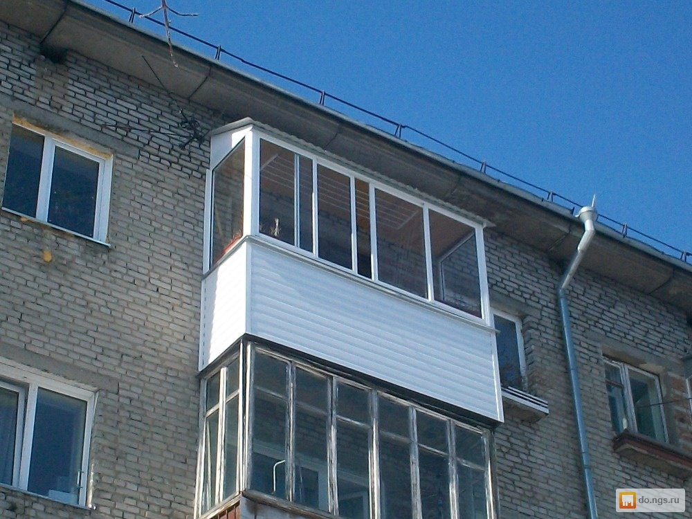 фото балконов на последнем этаже обязателен, должен быть