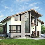 Проект дома качественно и недорого! Строительство под ключ! Подробнее!, Новосибирск