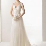 Свадебное кружевное платье абсолютно новое с интернет- магазина, Новосибирск