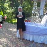 Ведущая Лариса + диджей! Поем в живую!, Новосибирск