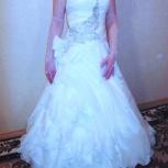 Продаём, чудесное, свадебное платье., Новосибирск
