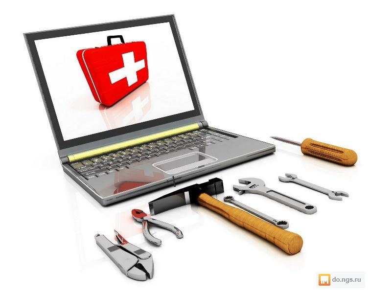 Услуги частного мастера по ремонту компьютеров