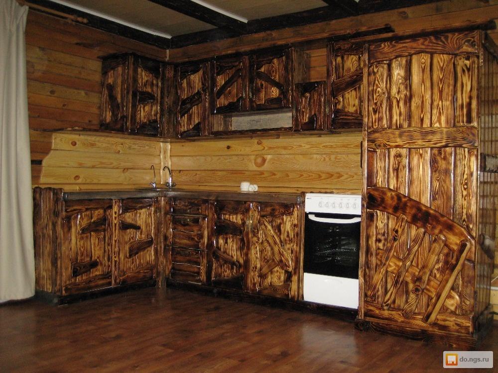 Мебель из сосны в новосибирске