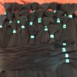 Южнорусские волосы в срезах для наращивания, Новосибирск