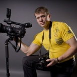 Профессиональная видеосъемка в формате Full HD на любой праздник, Новосибирск