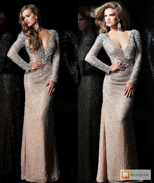 Шикарное вечернее платье фото, Цена - 16000.00 руб., Новосибирск ... 0148481cbd1