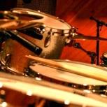 Уроки игры на барабанах (ударная установка), Новосибирск
