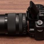 Практически новый Sony Alpha SLT-A37 + объектив Sony DT 18-135mm, Новосибирск