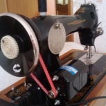 Швейная машина пмз. Сделано в СССР. Вечная гарантия, Новосибирск