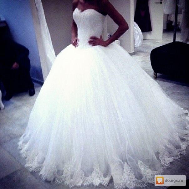 Свадебные платья на 7 колец