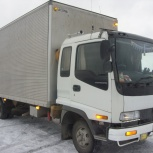 Грузоперевозки 5 тонн, Новосибирск
