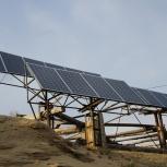 Электростанции на солнечных батареях, Новосибирск