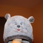 Зимняя шапка детская, Новосибирск