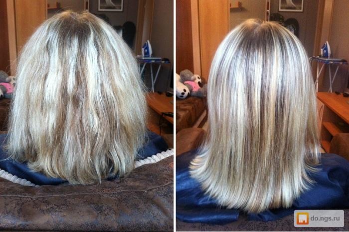 Как отрастить свои волосы после мелирования