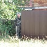 """""""эконом"""" заборы, калитки, ворота. Профнастил, дерево, решетки, Новосибирск"""