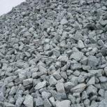 Щебень,земля, песок,  ПГС, отсев, цемент и прочее, Новосибирск