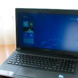 Ноутбук Lenovo B590 двухядерный, Новосибирск