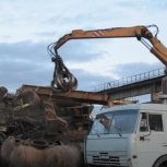 Вывоз металлолома, Демонтаж металлоконструкций, Новосибирск