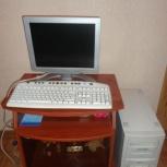 Продам компьютер и монитор, Новосибирск