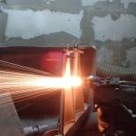 Напыление металлов-композитов и сварка аргоном, Новосибирск